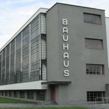 Epochen archive designby for Bauhaus architektur heute